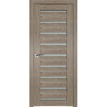Дверь Профиль дорс 2.49XN Каштан темный - со стеклом (Товар № ZF212233)