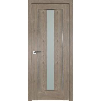 Дверь Профиль дорс 2.48XN Каштан темный - со стеклом (Товар № ZF212229)
