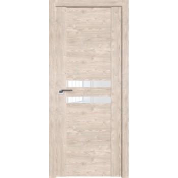 Дверь Профиль дорс 2.03XN Каштан светлый - со стеклом (Товар № ZF209666)