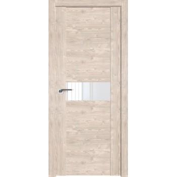Дверь Профиль дорс 2.05XN Каштан светлый - со стеклом (Товар № ZF210072)