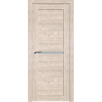 Дверь Профиль дорс 2.43XN Каштан светлый - со стеклом (Товар № ZF212305)