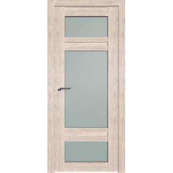 Дверь Профиль дорс 2.46XN Каштан светлый - со стеклом (Товар № ZF212310)