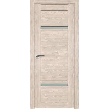 Дверь Профиль дорс 2.45XN Каштан светлый - со стеклом (Товар № ZF212324)