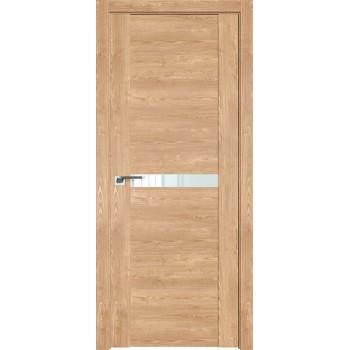 Дверь Профиль дорс 2.01XN Каштан натуральный - со стеклом (Товар № ZF209646)