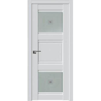 Дверь Профиль Дорс 6U Аляска - со стеклом (Товар № ZF209031)