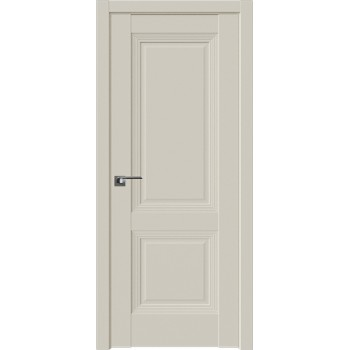 Дверь Профиль дорс 80U Магнолия сатинат - глухая (Товар № ZF211510)