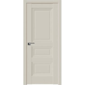 Дверь Профиль дорс 82U Магнолия сатинат - глухая (Товар № ZF211519)