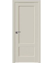 Дверь Профиль дорс 105U Магнолия сатинат - глухая (Товар № ZF211525)