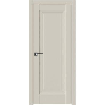 Дверь Профиль дорс 84U Магнолия сатинат - глухая (Товар № ZF211541)