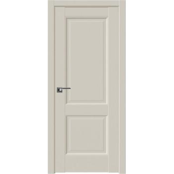 Дверь Профиль дорс 2.41U Магнолия сатинат - глухая (Товар № ZF211555)