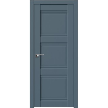 Дверь Профиль Дорс 3U Антрацит - глухая (Товар № ZF209098)