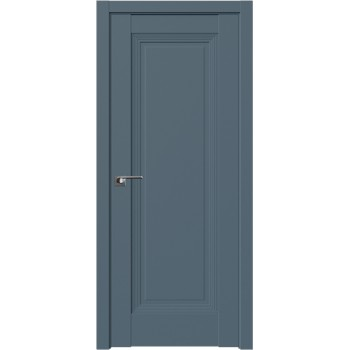 Дверь Профиль дорс 84U Антрацит - глухая (Товар № ZF211090)