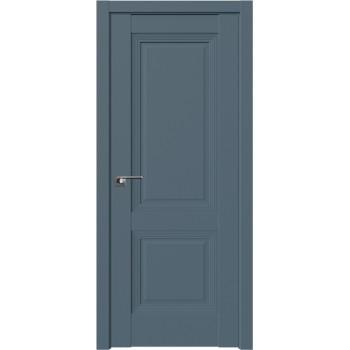 Дверь Профиль дорс 80U Антрацит - глухая (Товар № ZF211094)
