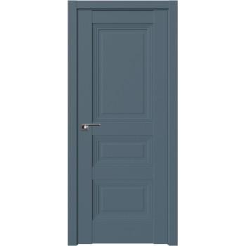 Дверь Профиль дорс 82U Антрацит - глухая (Товар № ZF211107)