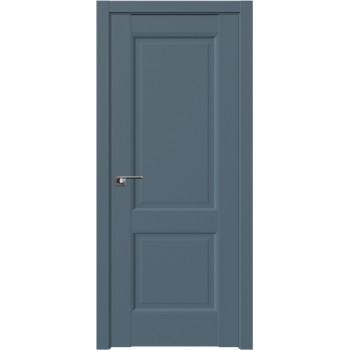 Дверь Профиль дорс 2.41U Антрацит - глухая (Товар № ZF211179)