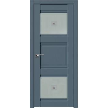 Дверь Профиль Дорс 6U Антрацит - со стеклом (Товар № ZF209129)
