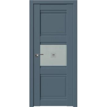 Дверь Профиль Дорс 5U Антрацит - со стеклом (Товар № ZF209133)