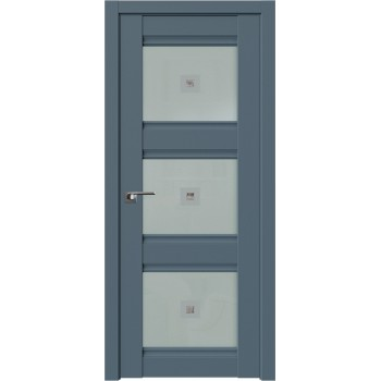Дверь Профиль Дорс 4U Антрацит - со стеклом (Товар № ZF209136)