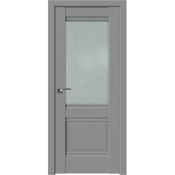Дверь Профиль Дорс 2U Манхэттен - со стеклом (Товар № ZF209160)
