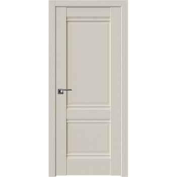 Дверь Профиль Дорс 1U Магнолия сатинат - глухая (Товар № ZF209134)