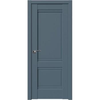 Дверь Профиль Дорс 1U Антрацит - глухая (Товар № ZF209099)