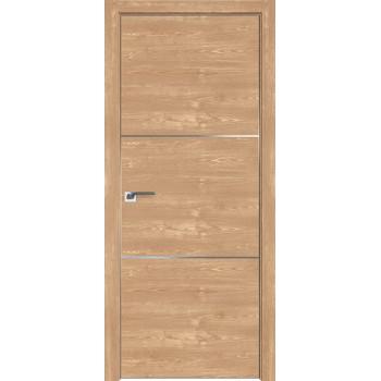 Дверь Профиль дорс 2ZN Каштан натуральный - глухая (Товар № ZF210281)