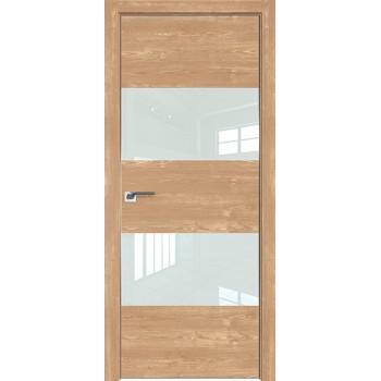Дверь Профиль дорс 10ZN Каштан натуральный - со стеклом (Товар № ZF210483)