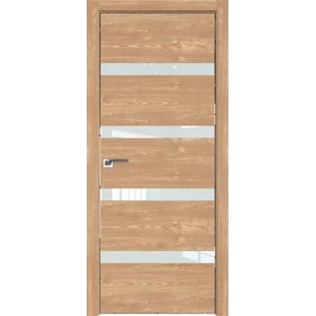 Дверь Профиль дорс 26ZN Каштан натуральный - со стеклом (Товар № ZF210484)