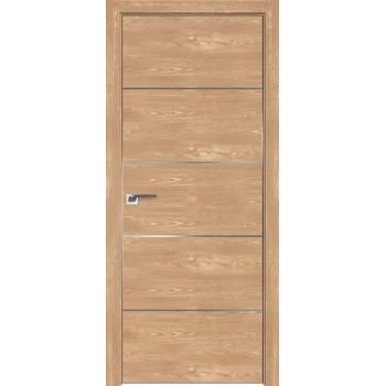 Дверь Профиль дорс 7ZN Каштан натуральный - глухая (Товар № ZF210485)
