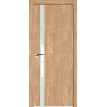 Дверь Профиль дорс 6ZN Каштан натуральный - со стеклом (Товар № ZF210490)