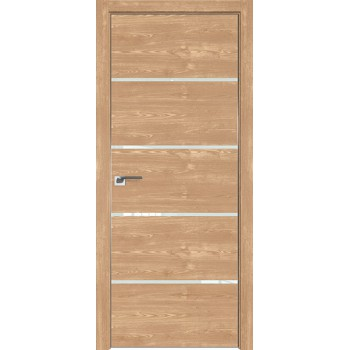 Дверь Профиль дорс 20ZN Каштан натуральный - со стеклом (Товар № ZF210491)