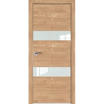 Дверь Профиль дорс 34ZN Каштан натуральный - со стеклом (Товар № ZF210499)