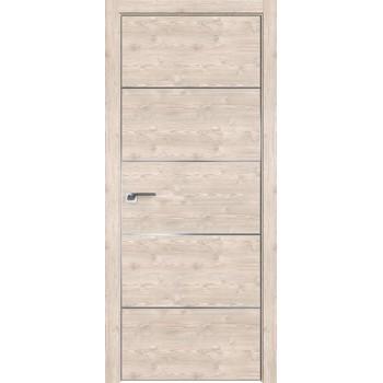 Дверь Профиль дорс 7ZN Каштан светлый - глухая (Товар № ZF210460)