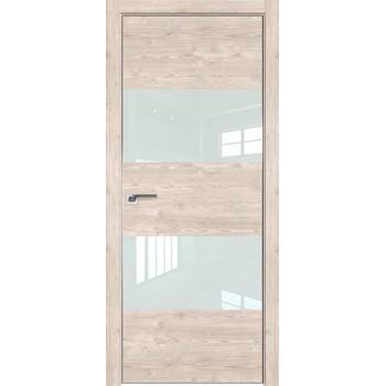 Дверь Профиль дорс 10ZN Каштан светлый - со стеклом (Товар № ZF210463)