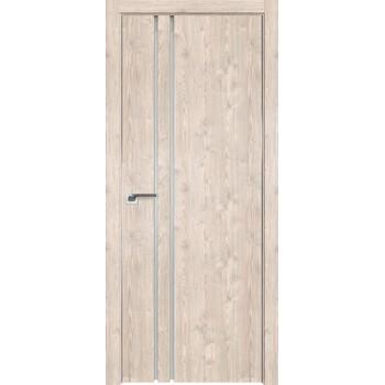 Дверь Профиль дорс 35ZN Каштан светлый - со стеклом (Товар № ZF210468)