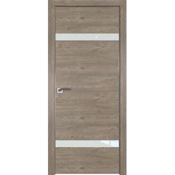 Дверь Профиль дорс 3ZN Каштан темный - со стеклом (Товар № ZF210291)