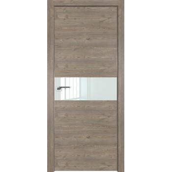 Дверь Профиль дорс 4ZN Каштан темный - со стеклом (Товар № ZF210406)