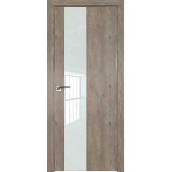 Дверь Профиль дорс 5ZN Каштан темный - со стеклом (Товар № ZF210407)