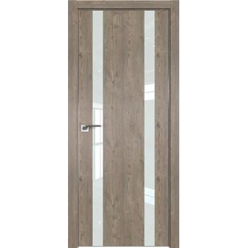 Дверь Профиль дорс 9ZN Каштан темный - со стеклом (Товар № ZF210410)