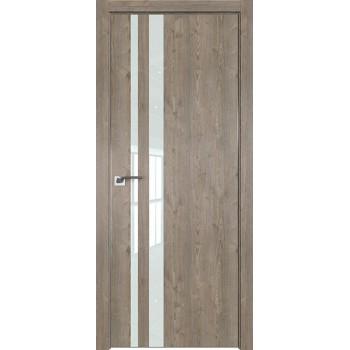 Дверь Профиль дорс 16ZN Каштан темный - со стеклом (Товар № ZF210412)
