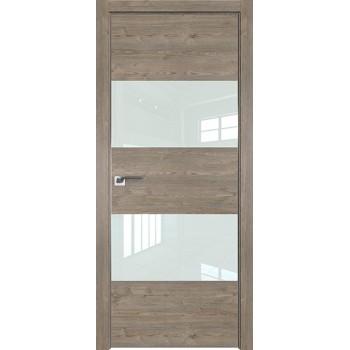 Дверь Профиль дорс 10ZN Каштан темный - со стеклом (Товар № ZF210419)