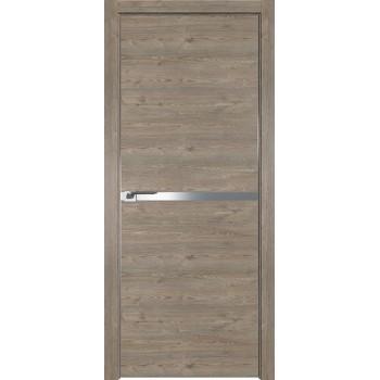 Дверь Профиль дорс 11ZN Каштан темный - глухая (Товар № ZF210420)