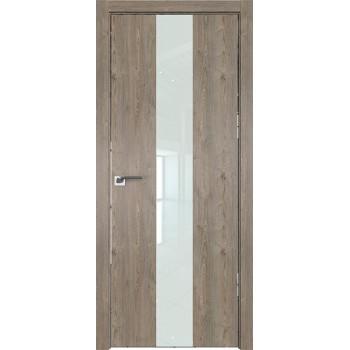 Дверь Профиль дорс 25ZN Каштан темный - со стеклом (Товар № ZF210418)