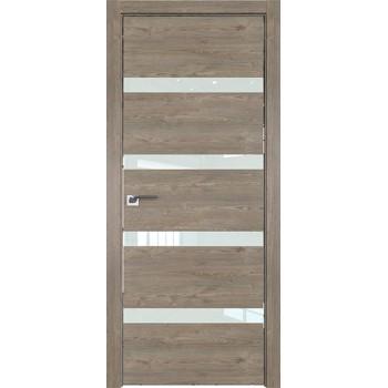 Дверь Профиль дорс 26ZN Каштан темный - со стеклом (Товар № ZF210421)