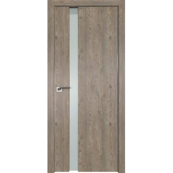 Дверь Профиль дорс 36ZN Каштан темный - со стеклом (Товар № ZF210424)