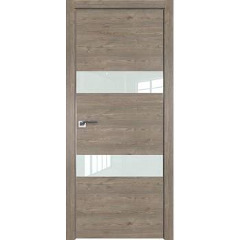 Дверь Профиль дорс 34ZN Каштан темный - со стеклом (Товар № ZF210426)