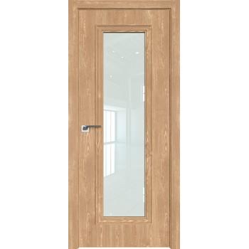 Дверь Профиль дорс 51ZN Каштан натуральный - со стеклом (Товар № ZF210494)