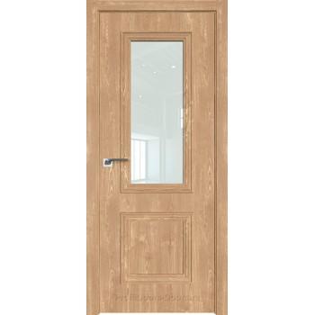 Дверь Профиль дорс 53ZN Каштан натуральный - со стеклом (Товар № ZF210501)