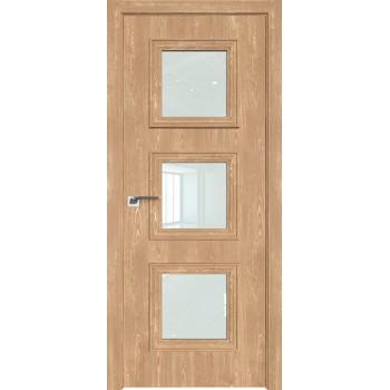 Дверь Профиль дорс 55ZN Каштан натуральный - со стеклом (Товар № ZF210503)