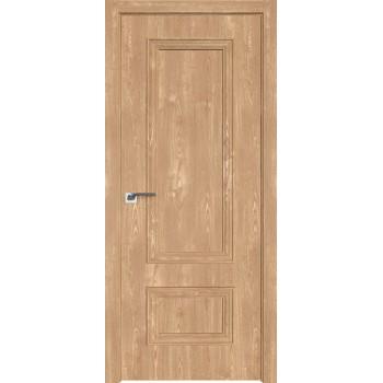 Дверь Профиль дорс 58ZN Каштан натуральный - со стеклом (Товар № ZF210504)